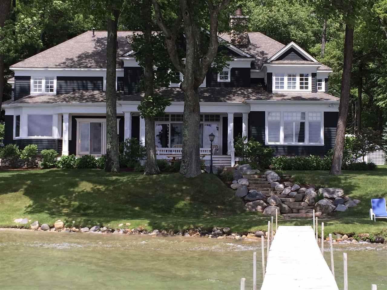 Single Family Homes at 1758 North Shore Drive Walloon Lake, Michigan 49796 United States