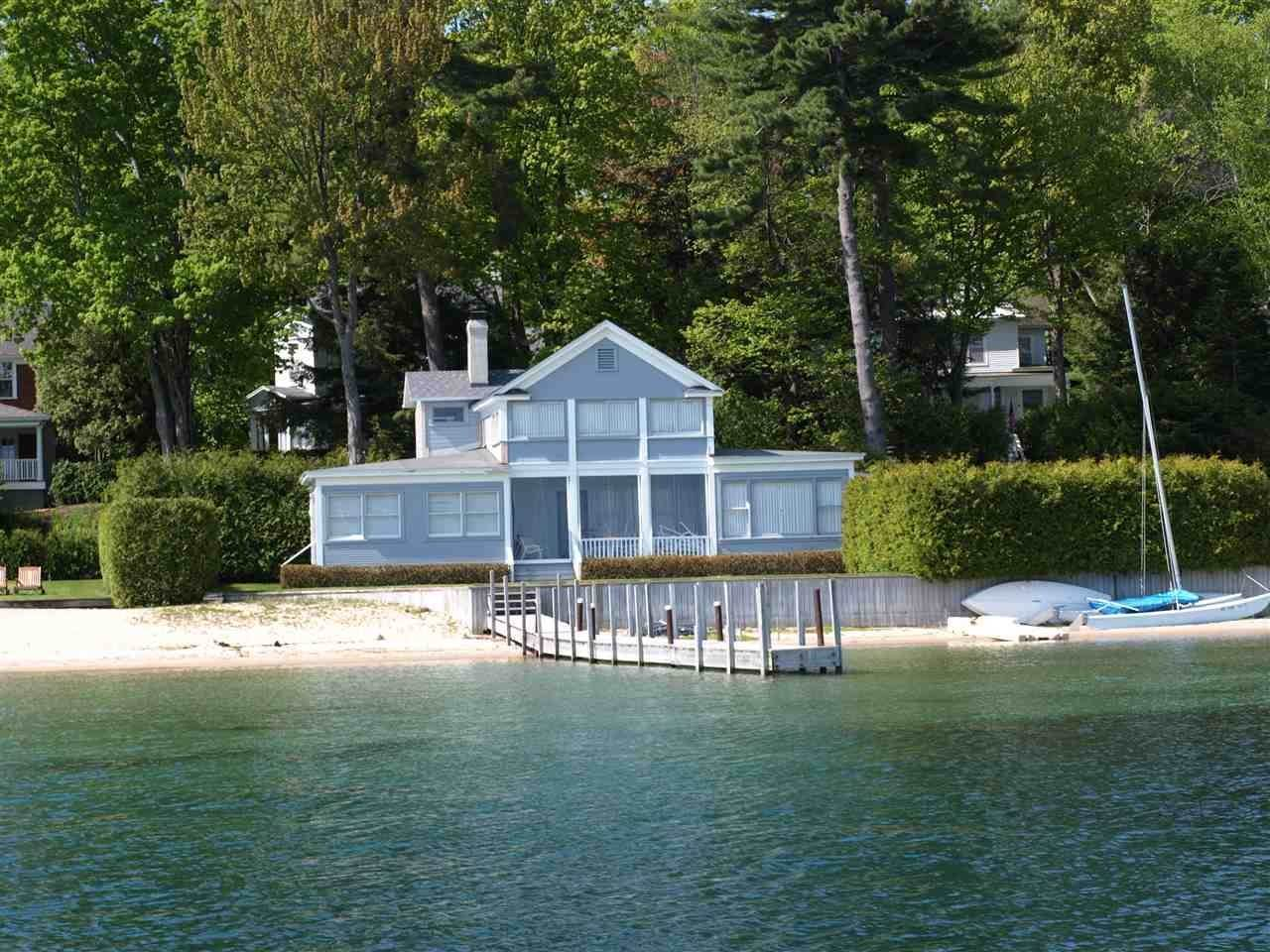 Single Family Homes at 104 Harborside Harbor Springs, Michigan 49740 United States