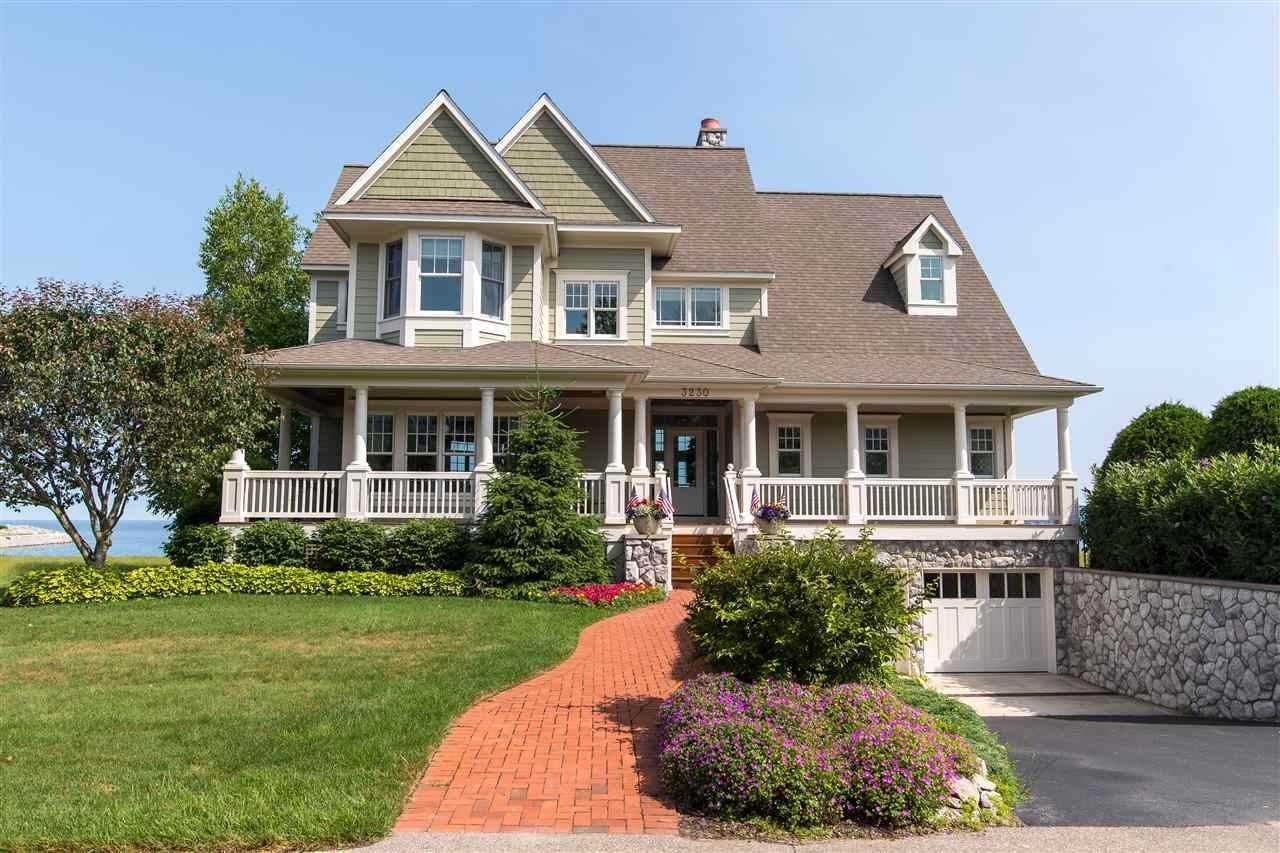 Single Family Homes at 3230 Village Harbor Drive Bay Harbor, Michigan 49770 United States