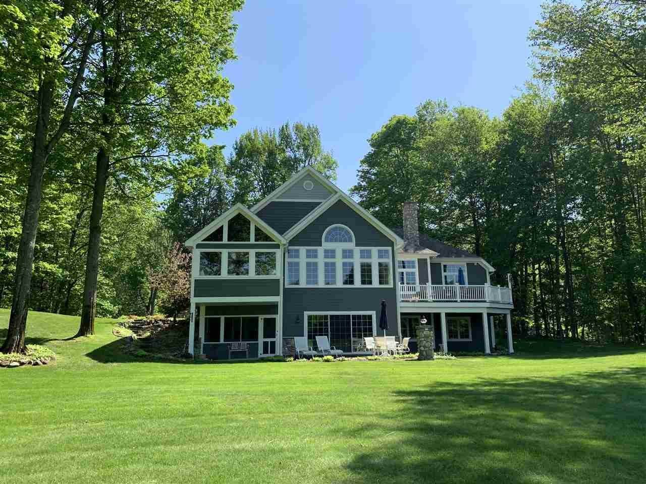 Single Family Homes at 690 Woodhill Road Harbor Springs, Michigan 49740 United States
