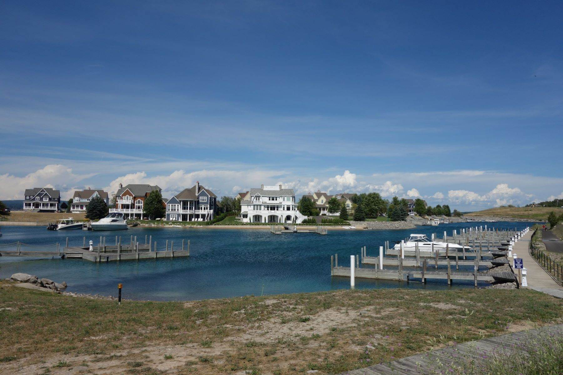 3. Property for Sale at Protected Lake Michigan dock Unit 15 Village Harbor Docks Bay Harbor, Michigan 49770 United States