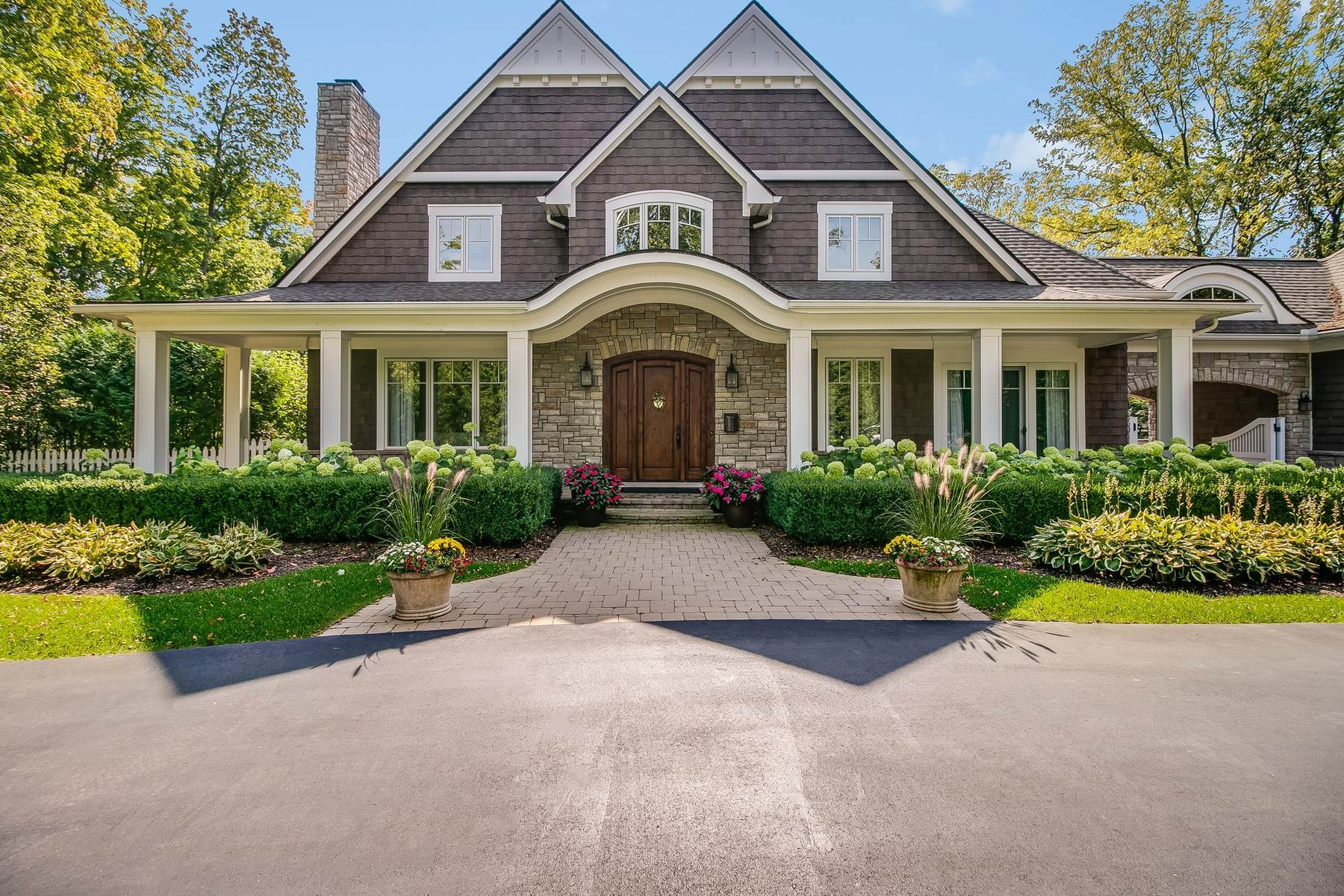 48. Single Family Homes for Sale at Bloomfield Hills 2025 Quarton Road Bloomfield Hills, Michigan 48301 United States