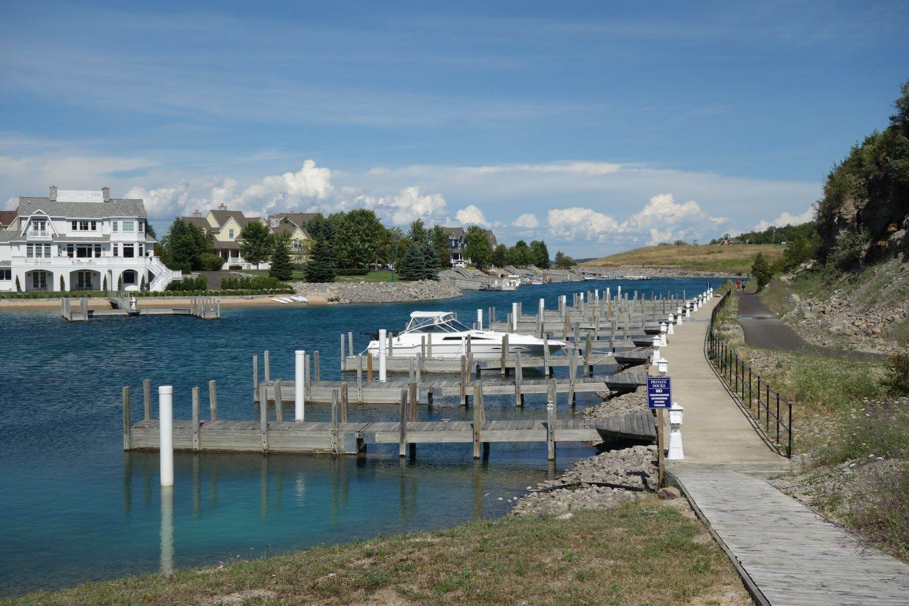 2. Property for Sale at Protected Lake Michigan dock Unit 15 Village Harbor Docks Bay Harbor, Michigan 49770 United States