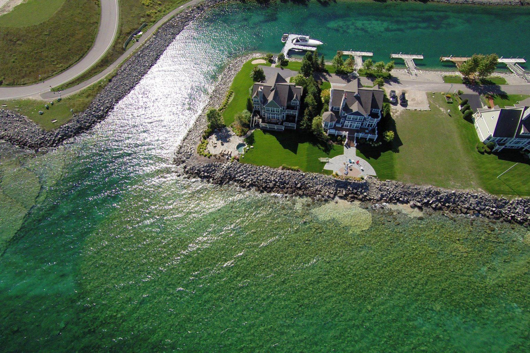 8. Property for Sale at Protected Lake Michigan dock Unit 15 Village Harbor Docks Bay Harbor, Michigan 49770 United States
