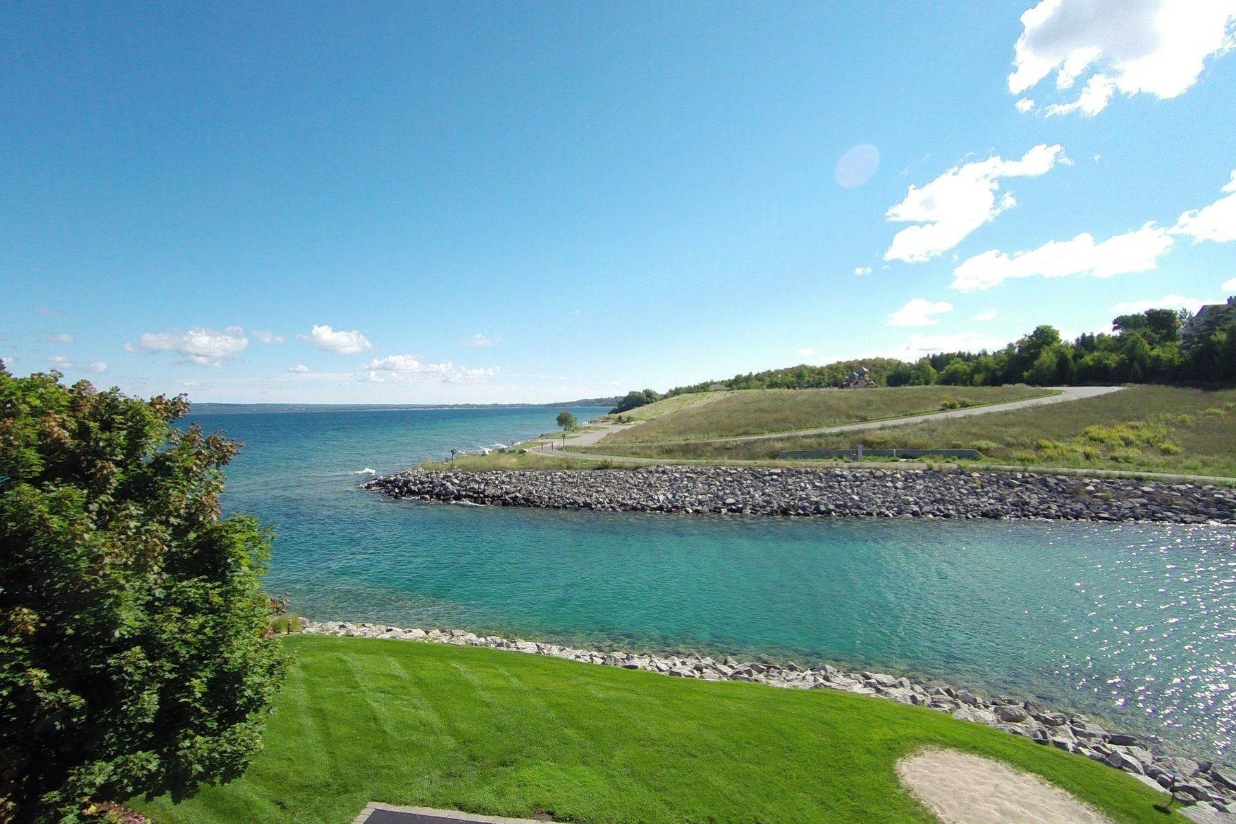10. Property for Sale at Protected Lake Michigan dock Unit 15 Village Harbor Docks Bay Harbor, Michigan 49770 United States
