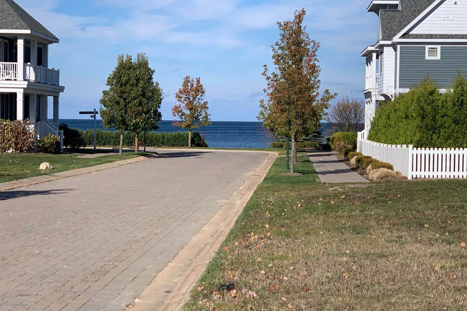 Land for Sale at Village Beach Neighborhood Homesite 741 E. Beach Street Bay Harbor, Michigan 49770 United States