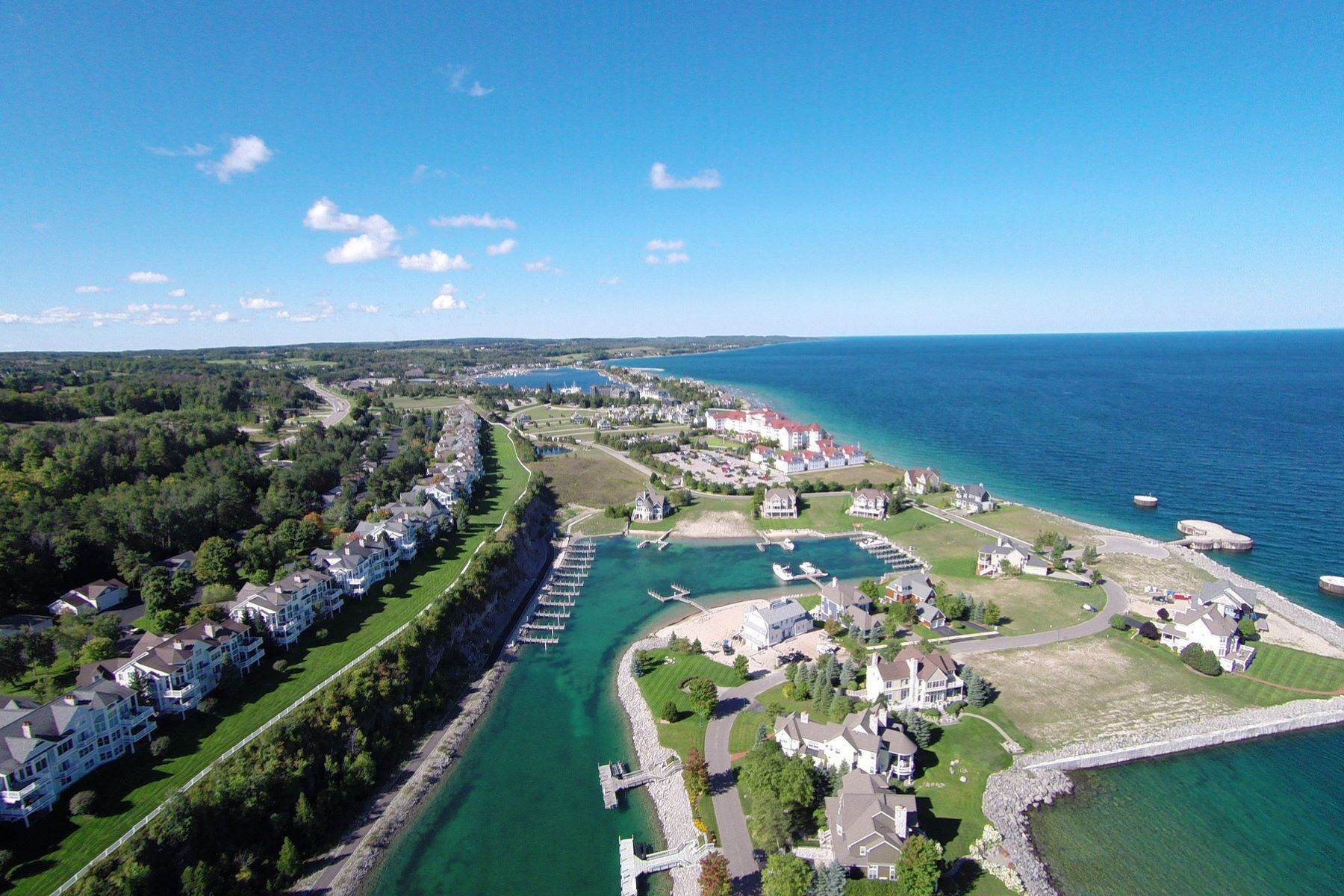 6. Property for Sale at Protected Lake Michigan dock Unit 15 Village Harbor Docks Bay Harbor, Michigan 49770 United States