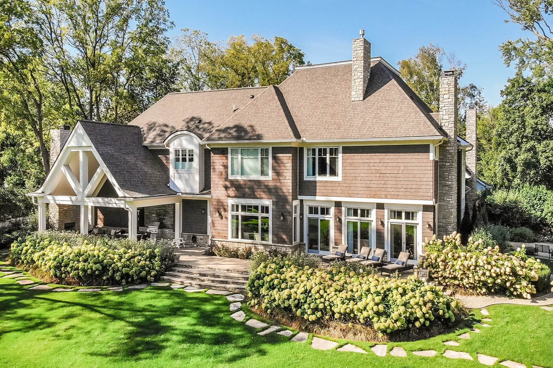 49. Single Family Homes for Sale at Bloomfield Hills 2025 Quarton Road Bloomfield Hills, Michigan 48301 United States