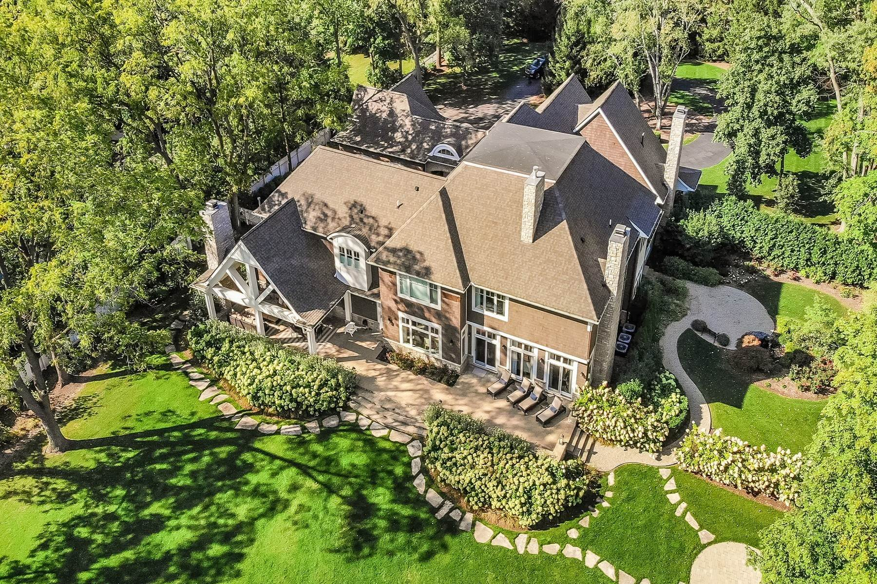 50. Single Family Homes for Sale at Bloomfield Hills 2025 Quarton Road Bloomfield Hills, Michigan 48301 United States