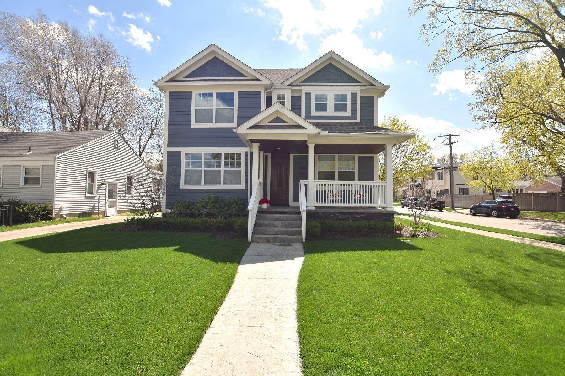 Single Family Homes for Sale at Birmingham 1606 Humphrey Avenue Birmingham, Michigan 48009 United States