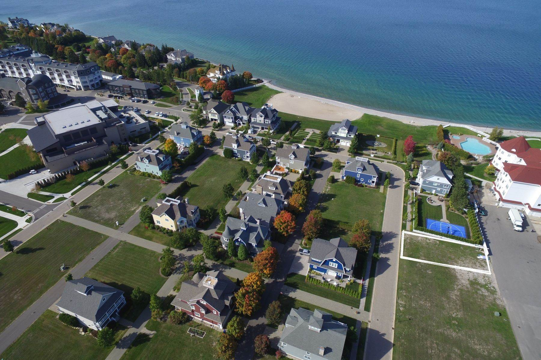 2. Land for Sale at Village Beach homesite 725 East Beach Street Bay Harbor, Michigan 49770 United States