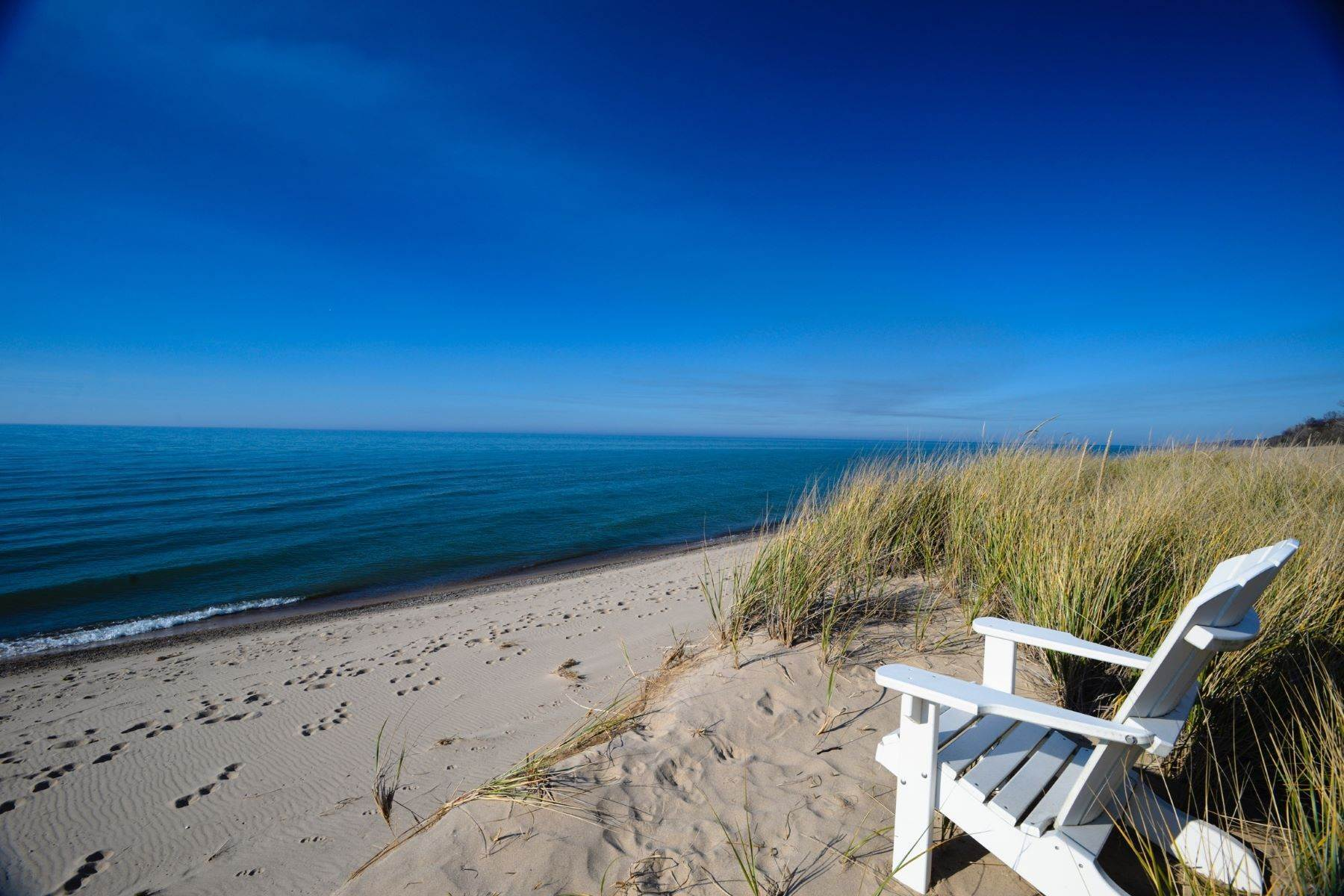 Land for Sale at Premier Lake Michigan Property With Captivating Views Lot 2 Saugatuck Beach Road Saugatuck, Michigan 49453 United States