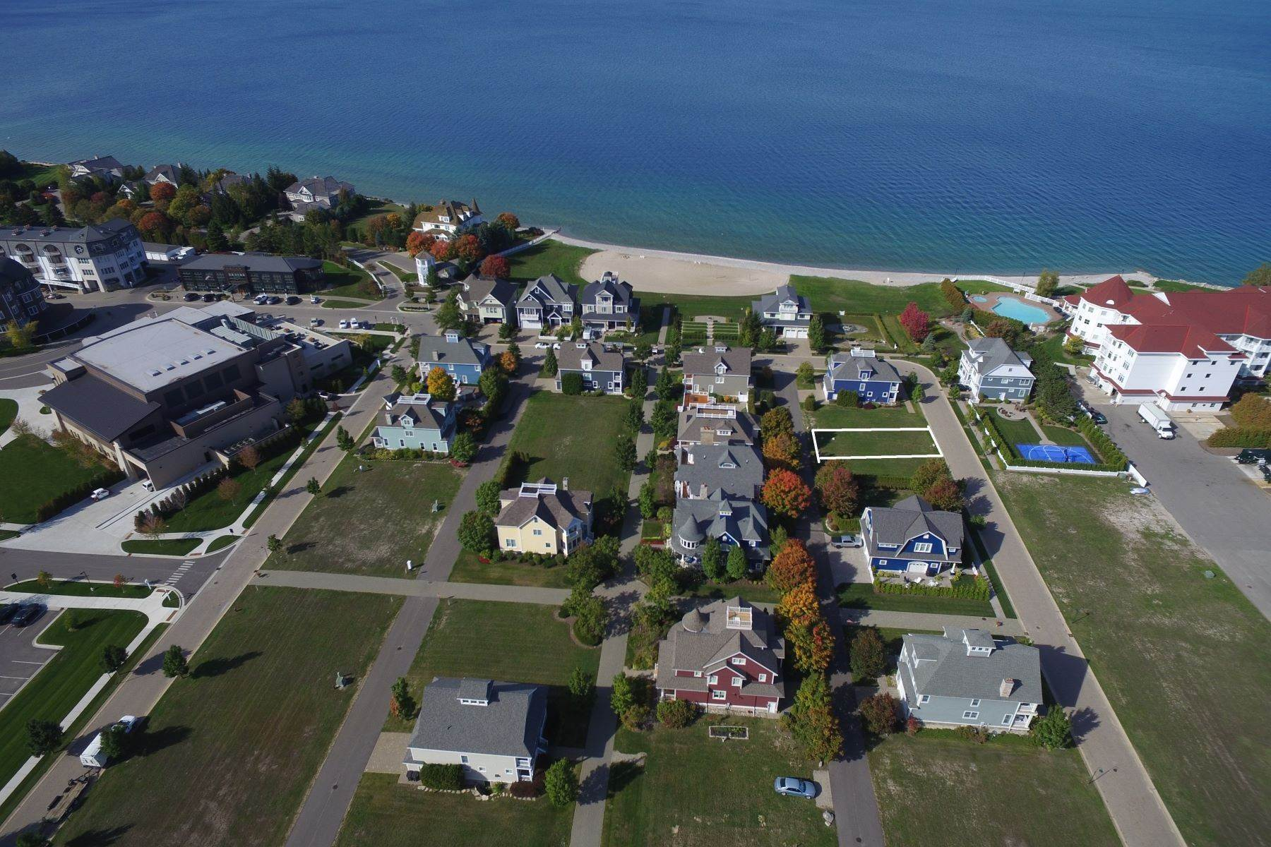 2. Land for Sale at Village Beach homesite 716 East Beach Street Bay Harbor, Michigan 49770 United States