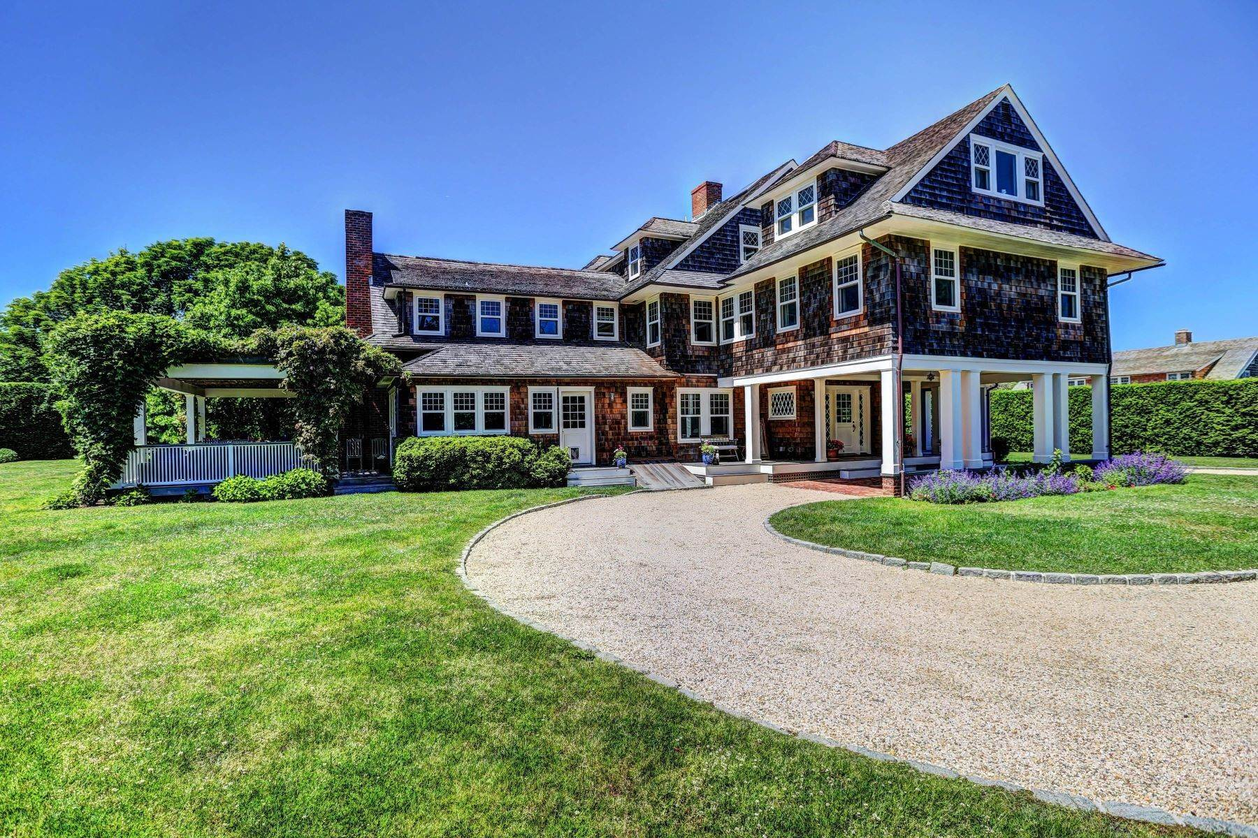 Single Family Homes at Ocean Breezes 16 Drew Ln East Hampton, New York 11937 United States
