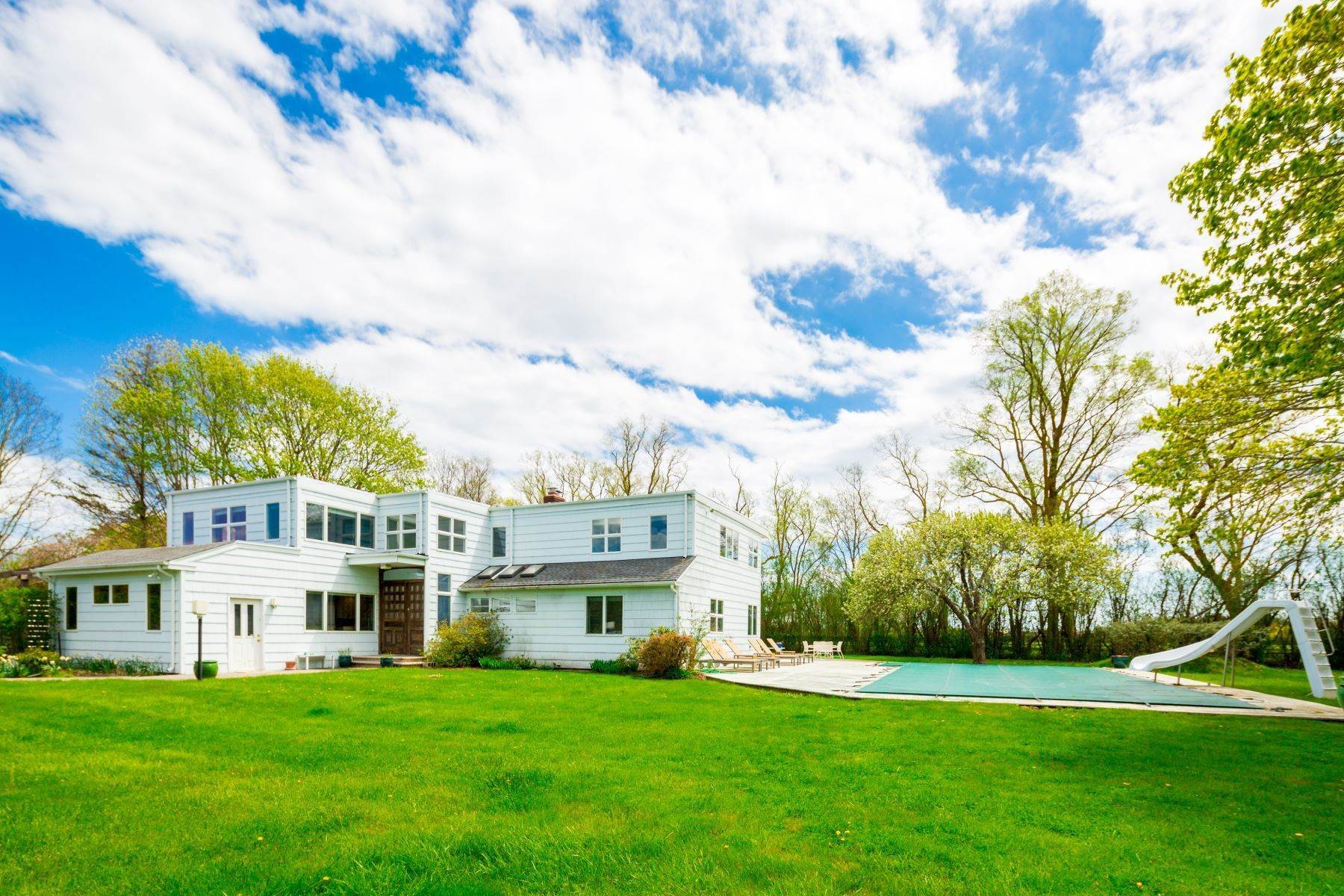 Single Family Homes at Pool and Tennis Bridge South 79 Silver Ln Bridgehampton, New York 11932 United States
