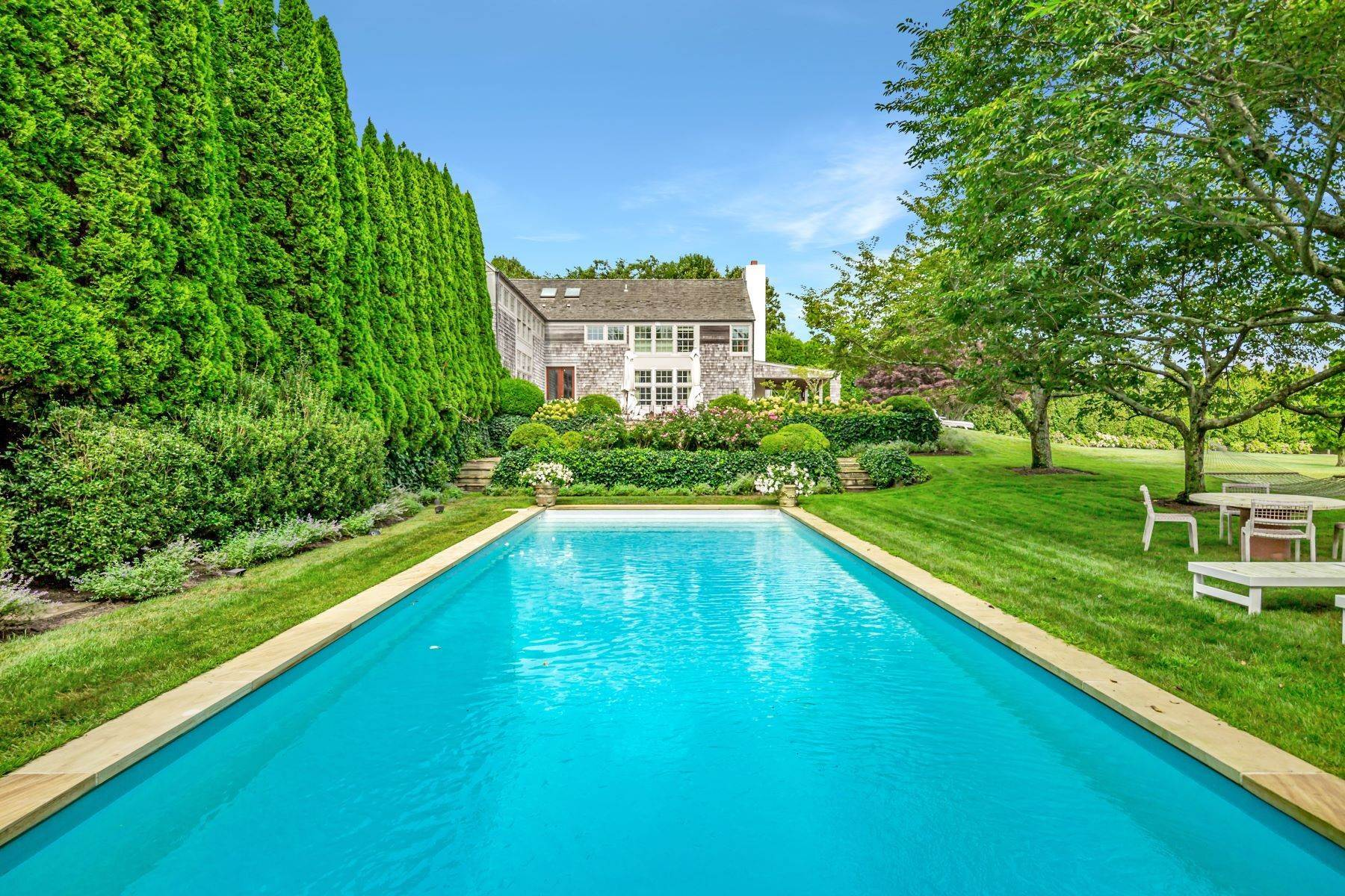 Single Family Homes at Majestic Amagansett Home 360 Town Lane East Hampton, New York 11937 United States