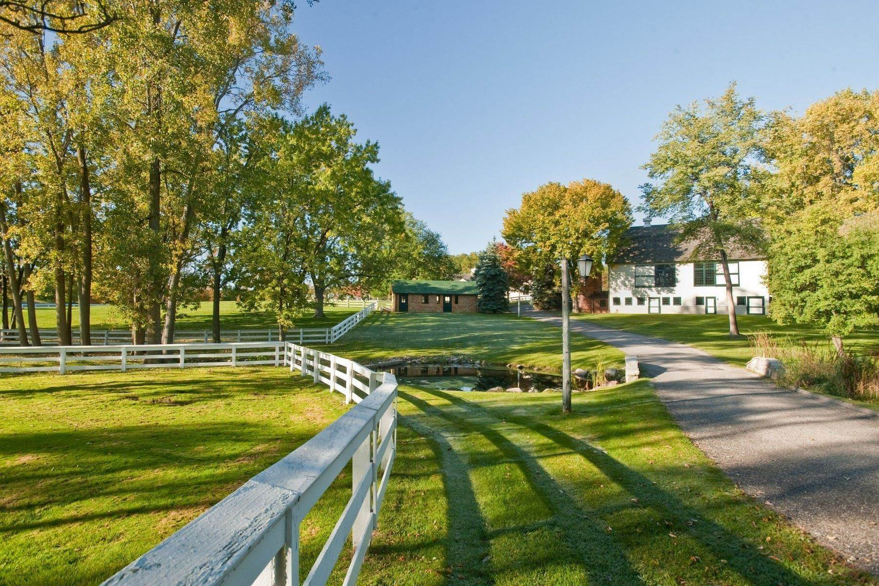 2. Property for Sale at The Stables 2670 Turtle Lake Drive, #44 and #45 Bloomfield Hills, Michigan 48302 United States